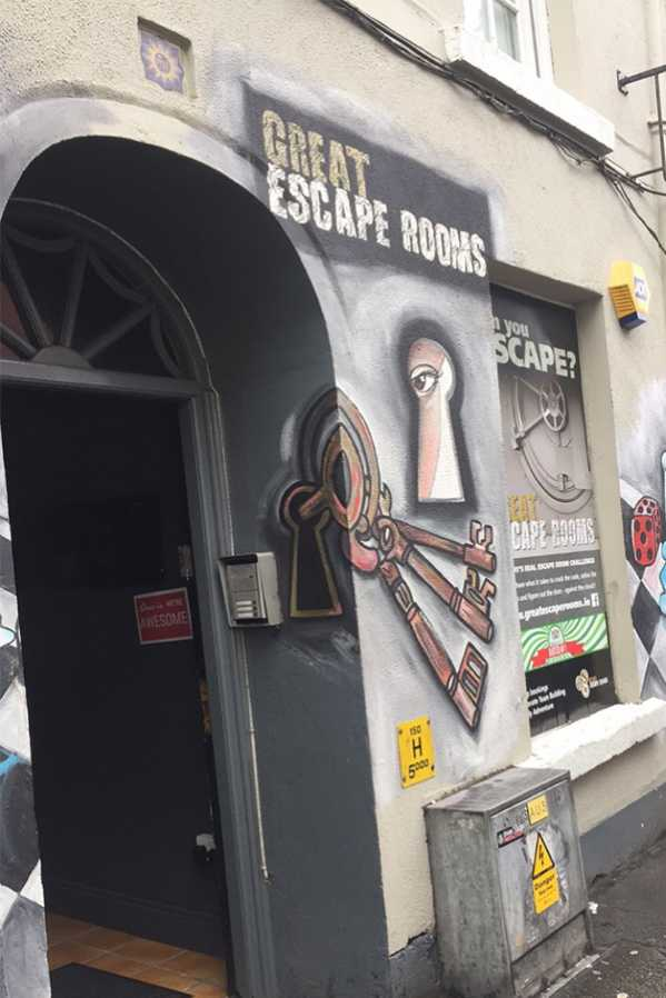 Escape Room Galway